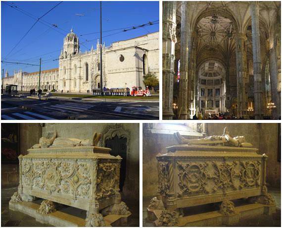 リスボンのジェロニモス修道院とベレンの塔の画像 p1_20